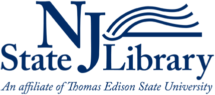 New Jersey State Library Logo