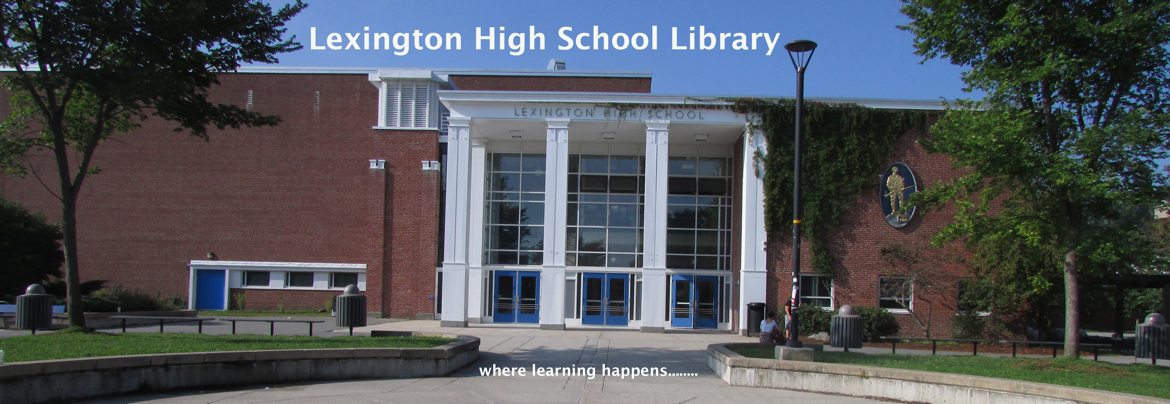Image of Lexington High School