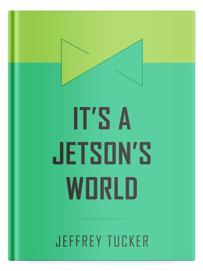 It's a Jetsons World