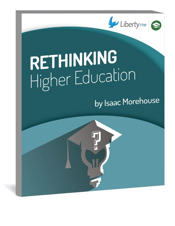 Rethinking Higher Education with Isaac Morehouse