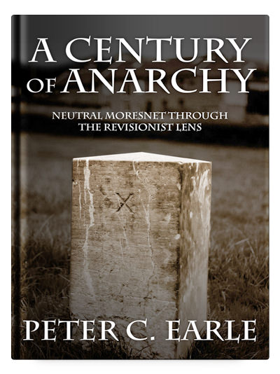Author's Forum: A Century of Anarchy by Peter C. Earle