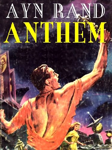 the conflict of the individual versus society in ayn rands novella anthem In anthem, ayn rand will present a collectivist society that is stagnant and primitive  the protagonist of the novella anthem by ayn rand is.