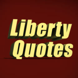 Group logo of Favorite Liberty Quotes