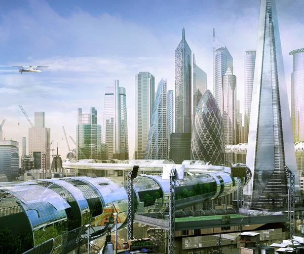 The Bitcoin Future: Super Cell London