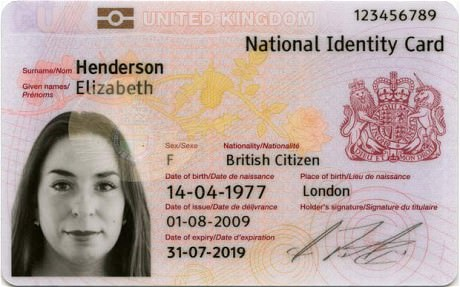 """""""The Anonymous Email"""": a Warning on the Dangers of Mandatory Identity Cards"""