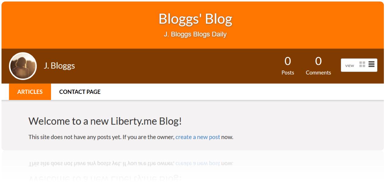 Blog step 6