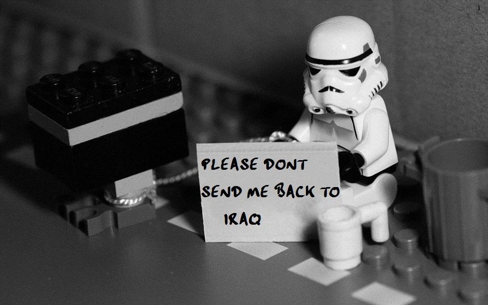Empire Strikes Back: Iraq