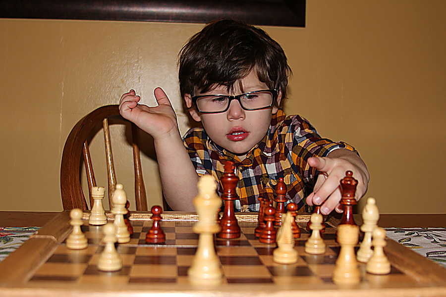 How I Taught My 3-Year Old to Play Chess