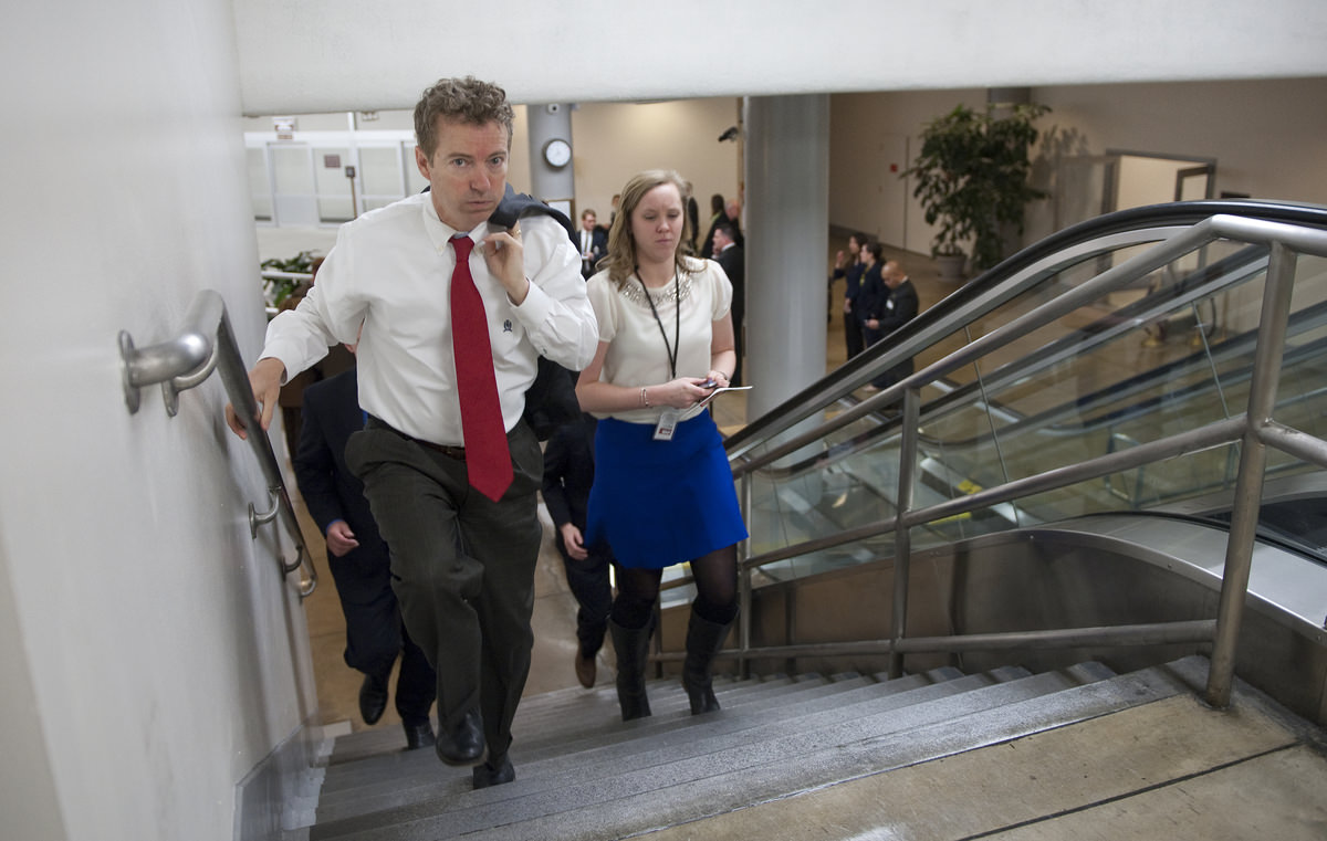 Rand Paul's Step in the Right Direction on Prison Reform
