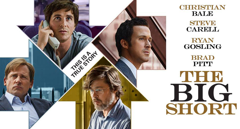 Why The Big Short Is Completely Overrated
