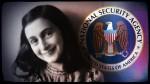 Mass Surveillance Anne Frank NSA Snowden