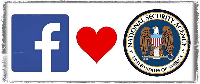 Facebook hearts the NSA
