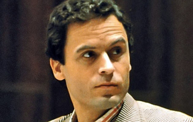 Sociopathic serial killer Ted Bundy worked for a suicide hotline and was lauded by his co-workers for his skill in saving callers' lives.