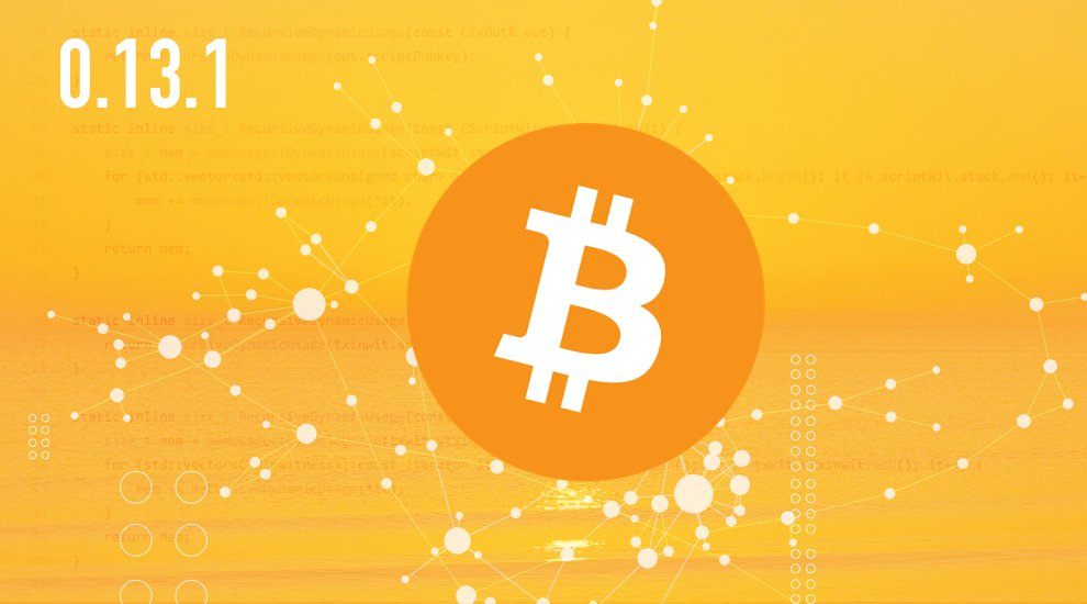 Segregated Witness Officially Introduced With Release of Bitcoin Core 0.13.1