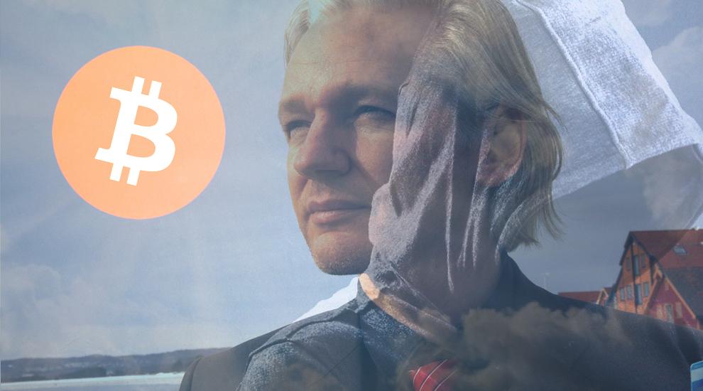 WikiLeaks' Public Donation Address Receives 4000th Bitcoin