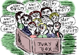 Jury Nullification – The power to do what is right.