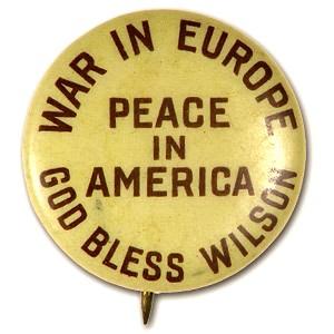 A History of Violence: Woodrow Wilson