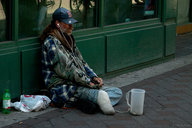 The Homeless and The State