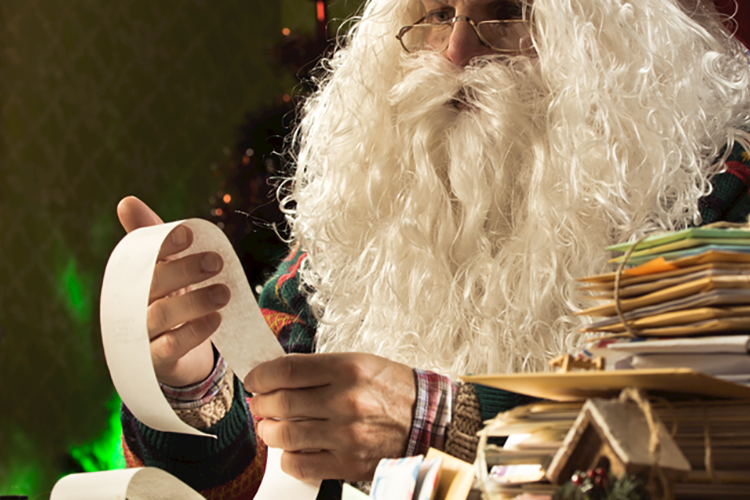 Santa Needs Prices