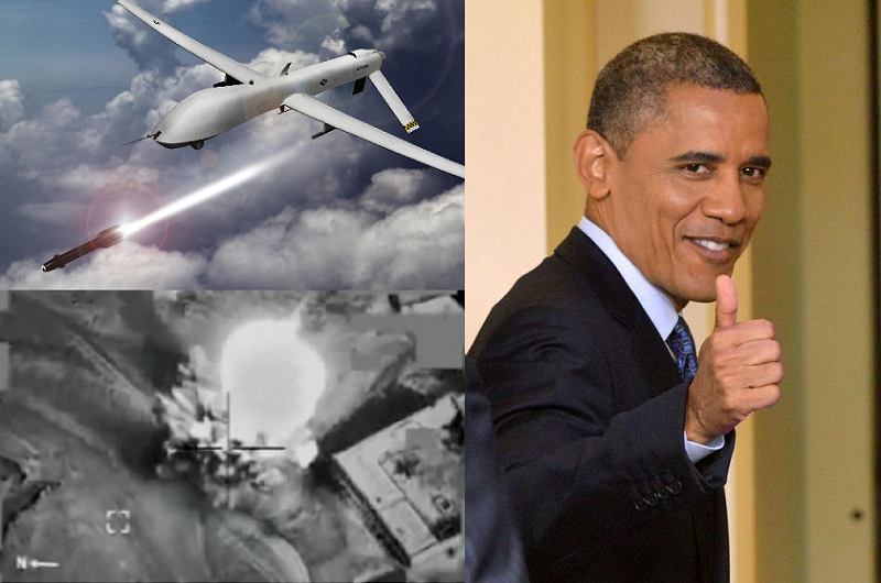 Obama Admits to Relying on Violence. Shocking!