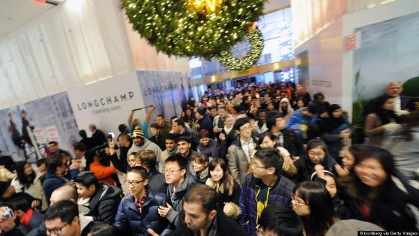 The economic fallacies of Black Friday: 2014 Edition