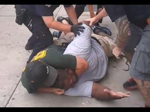 NYPD officer gets away with murder of Eric Garner
