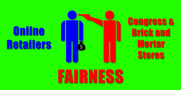 The unfairness of the Marketplace Fairness Act