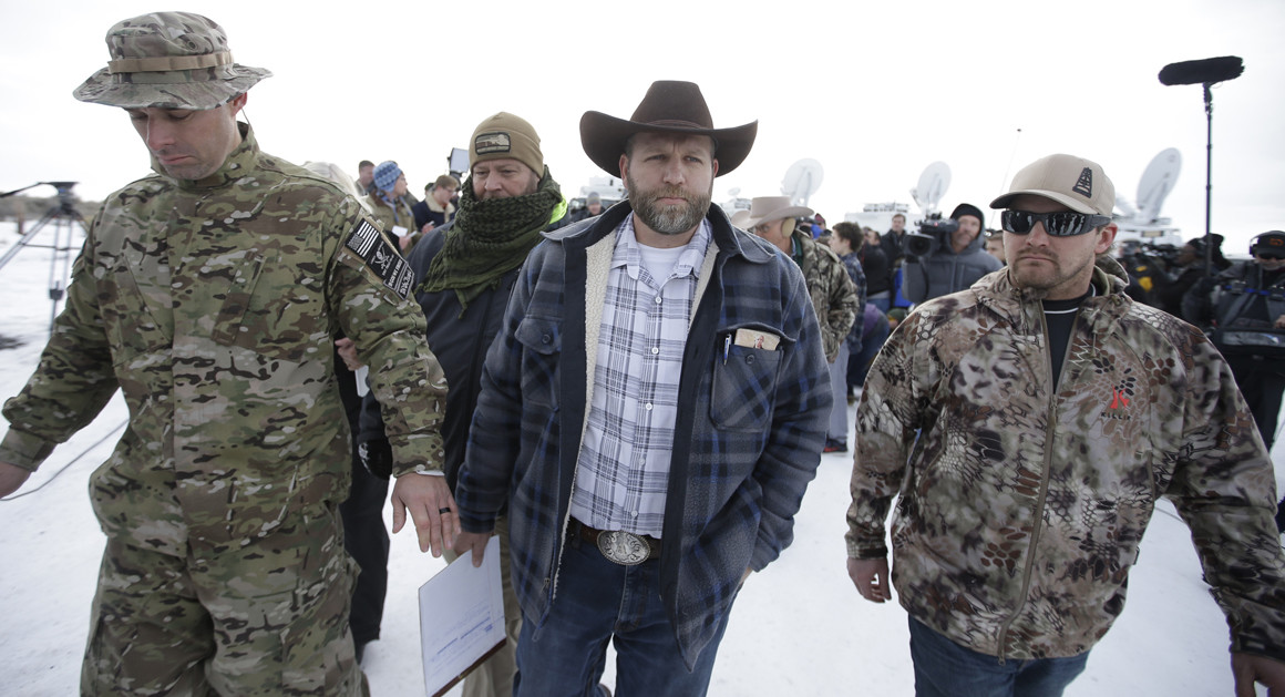 Nine observations on the Oregon standoff