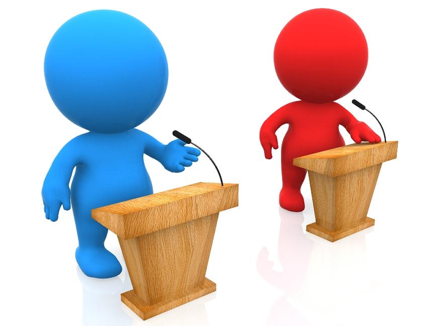 Blame Democracy For Heated Political Rhetoric