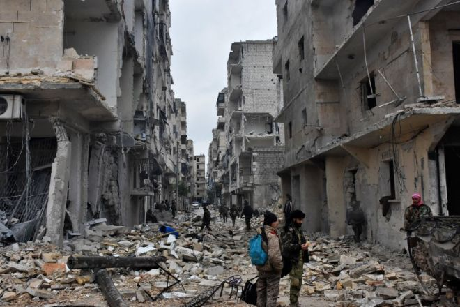 Ten Observations on the Fall of Aleppo