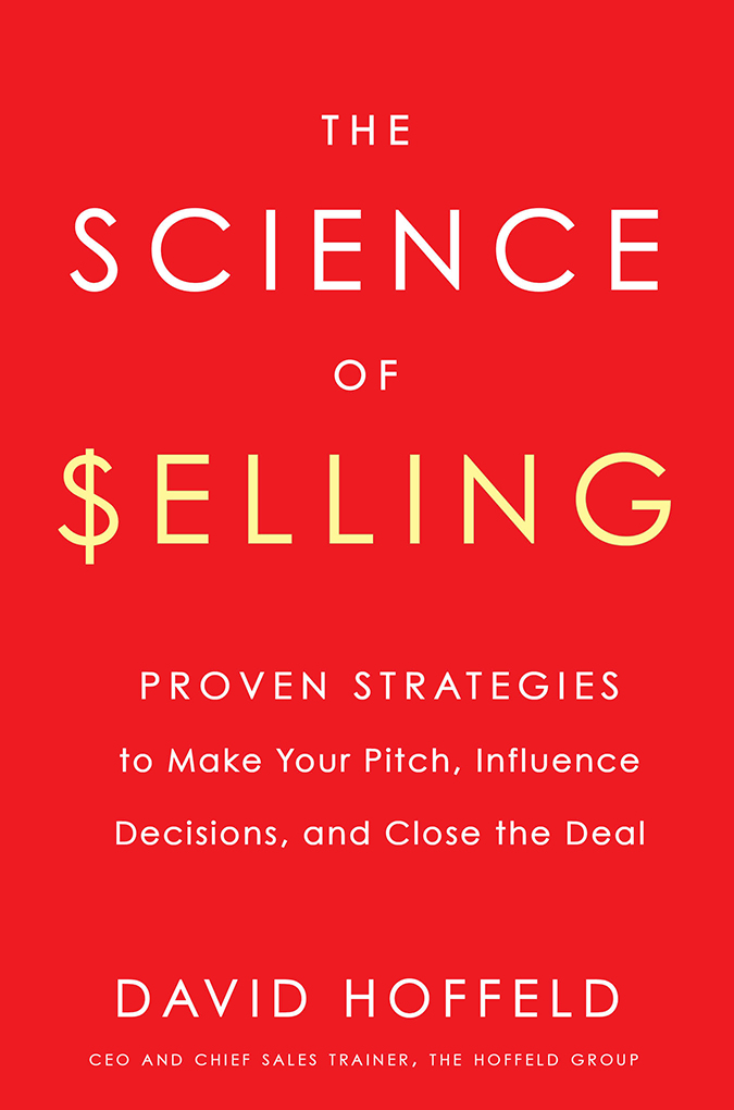 Book Review: The Science Of Selling
