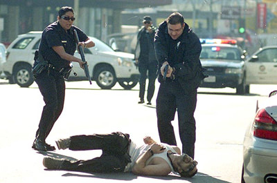 How Deadly Are Police Compared To Private Individuals In America?
