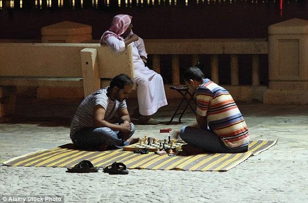Chess versus Islam