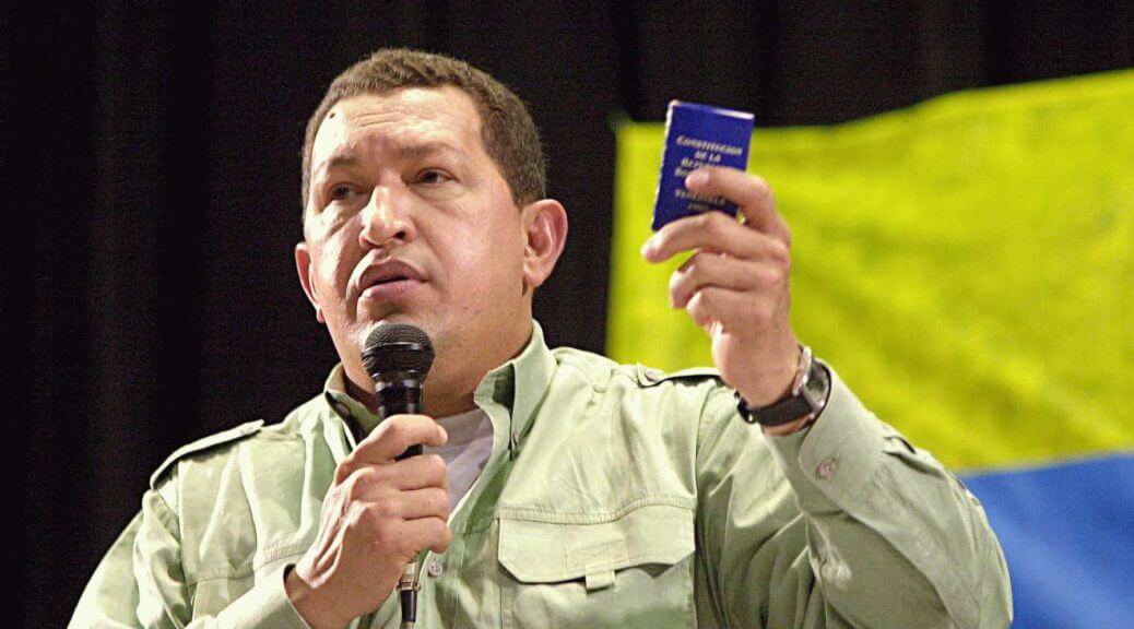 Synthetic Control and the Impact of Hugo Chavez with Kevin B. Grier