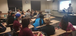 good group meeting turn out at illinois state