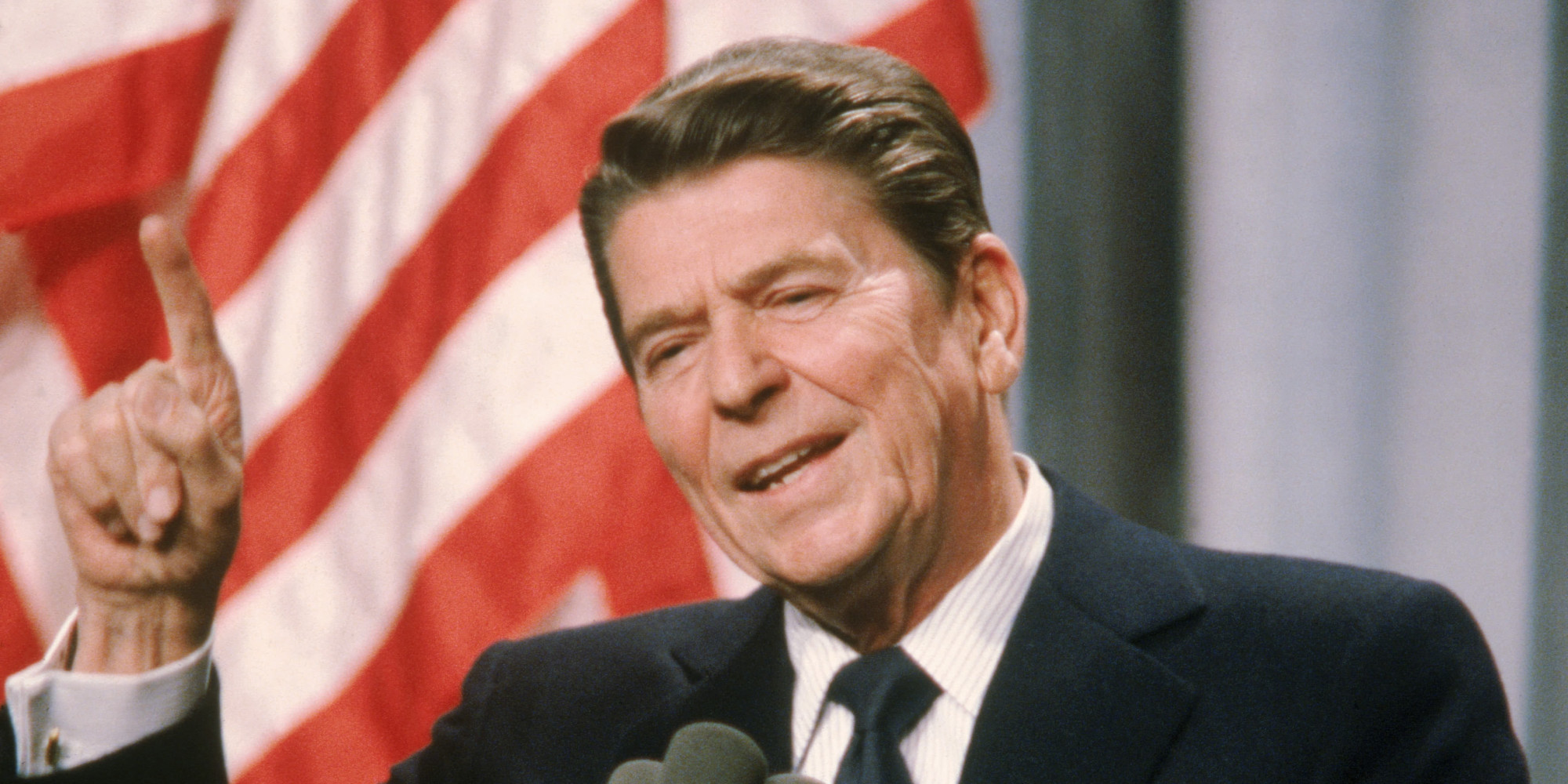 Romanticizing Reagan: Part I – Taxation and Spending