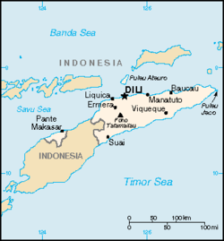 The Sheriff of Asia – East Timor 1975-78