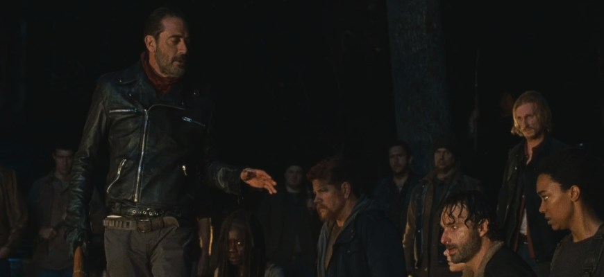 The Walking Dead's Negan and the Rise of Tyranny