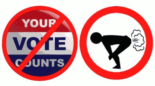 The True Value of Voting