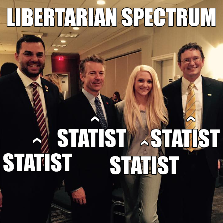Dear Libertarian Critics, I'm Totally Changing My Name to Republican Girl