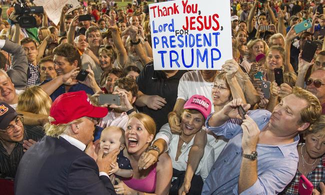 American Colossus: Trump Appeal