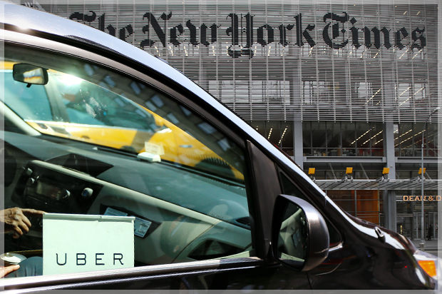 Hey New York Times, This Is Why Uber Is Awesome