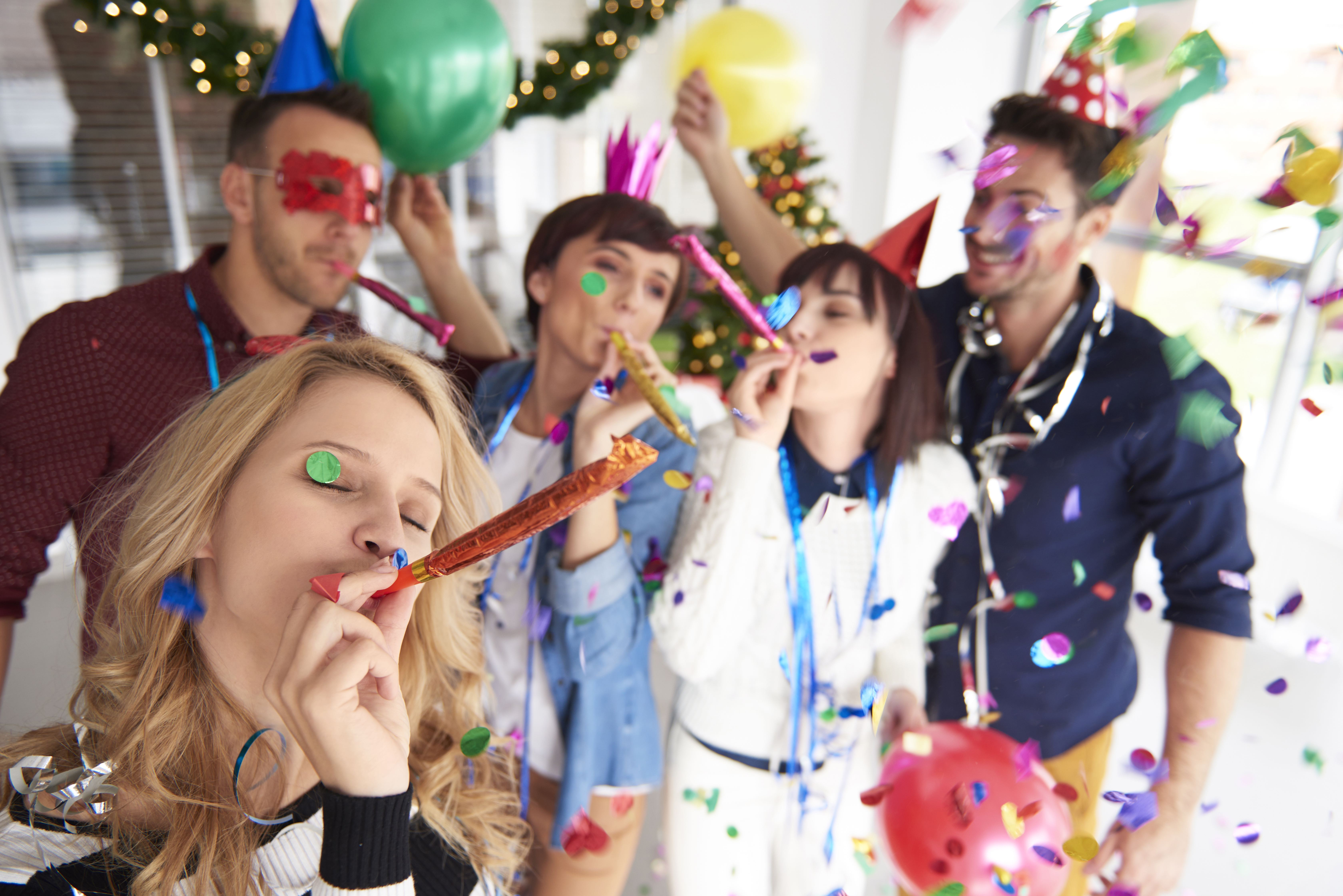 How to Throw an Awesome Office Party