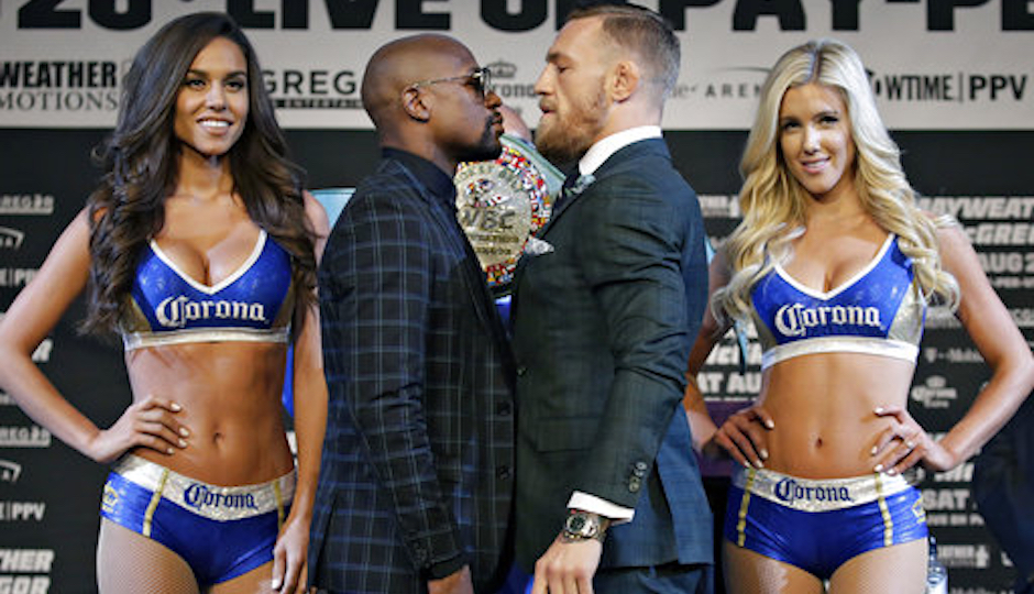 Does the Mayweather vs. McGregor Fight Create or Destroy Wealth?