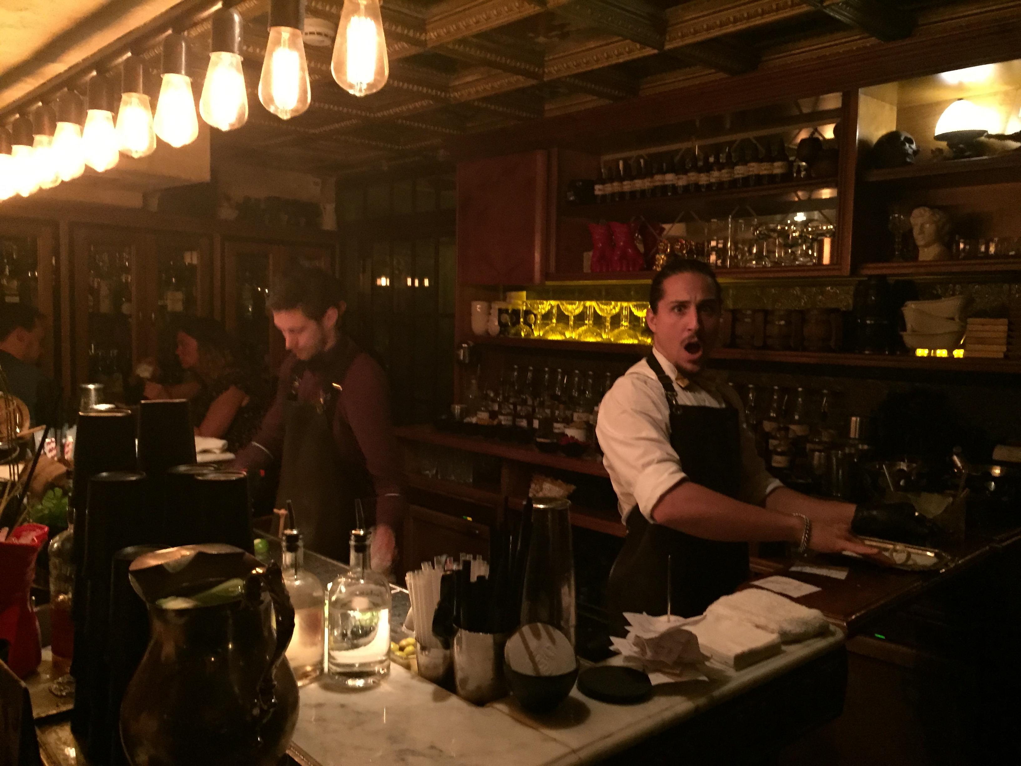 Why Are Tel Aviv Bars Reviving the Speakeasy?