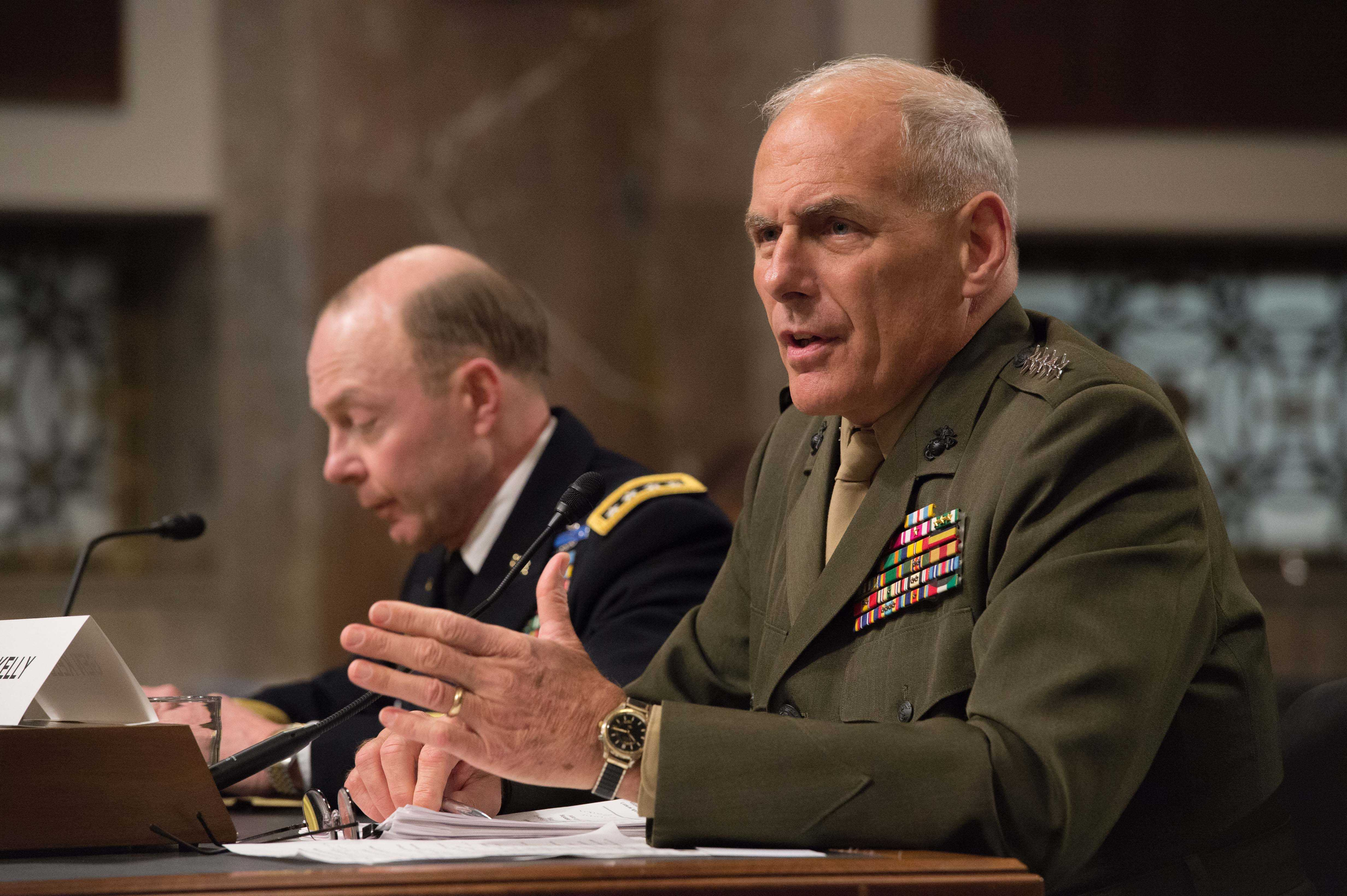 Trump's General Is Right: Soldiering Is Not a Normal Job