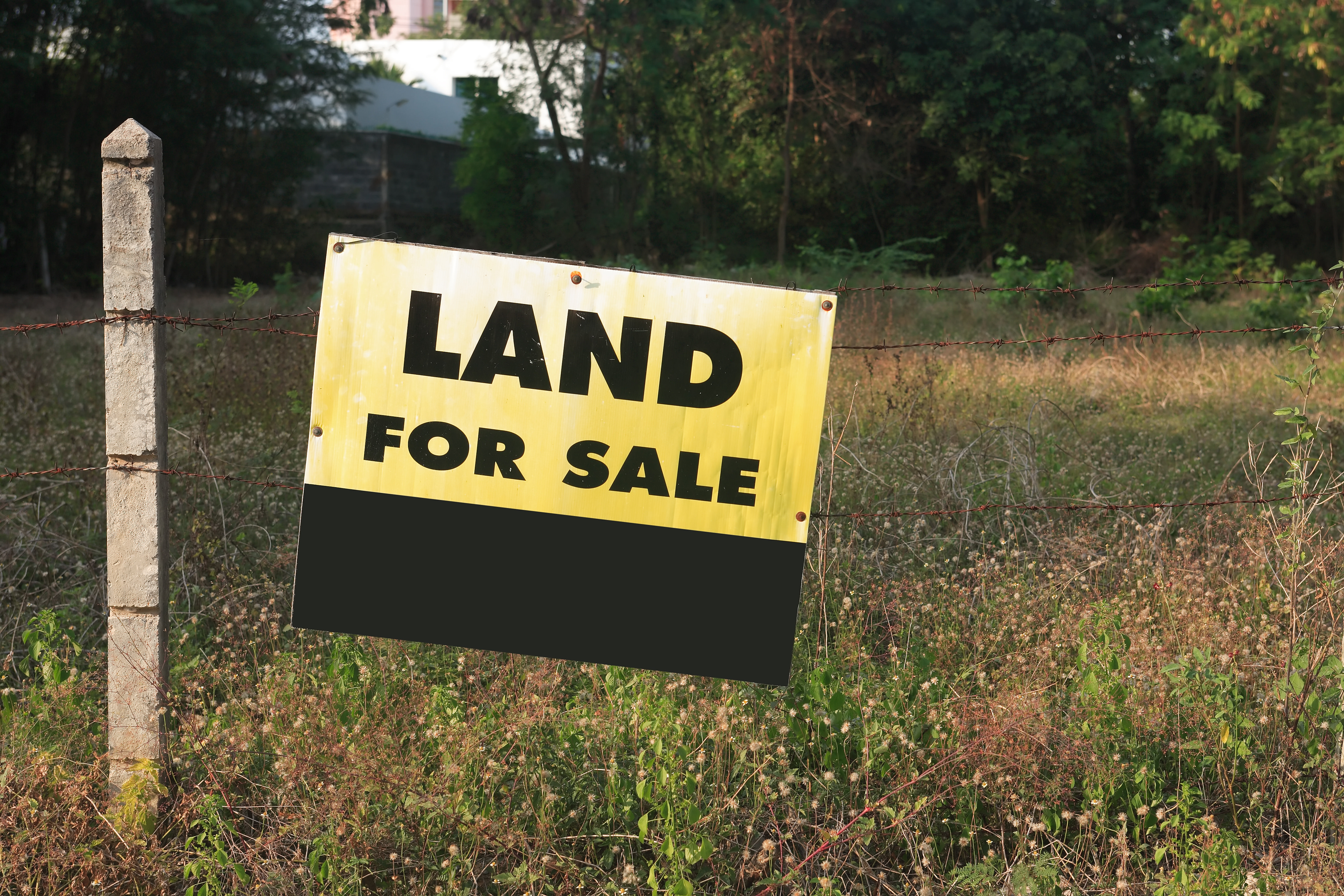 City Governments Are Selling off Land Lot by Lot