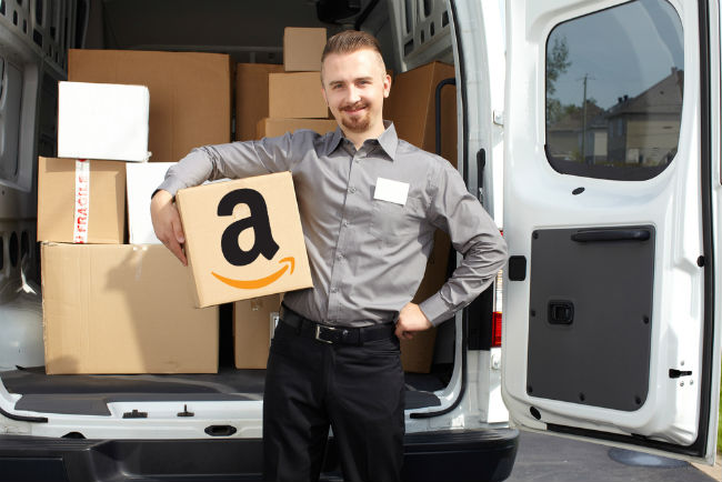 Your New Mailman Works for Amazon
