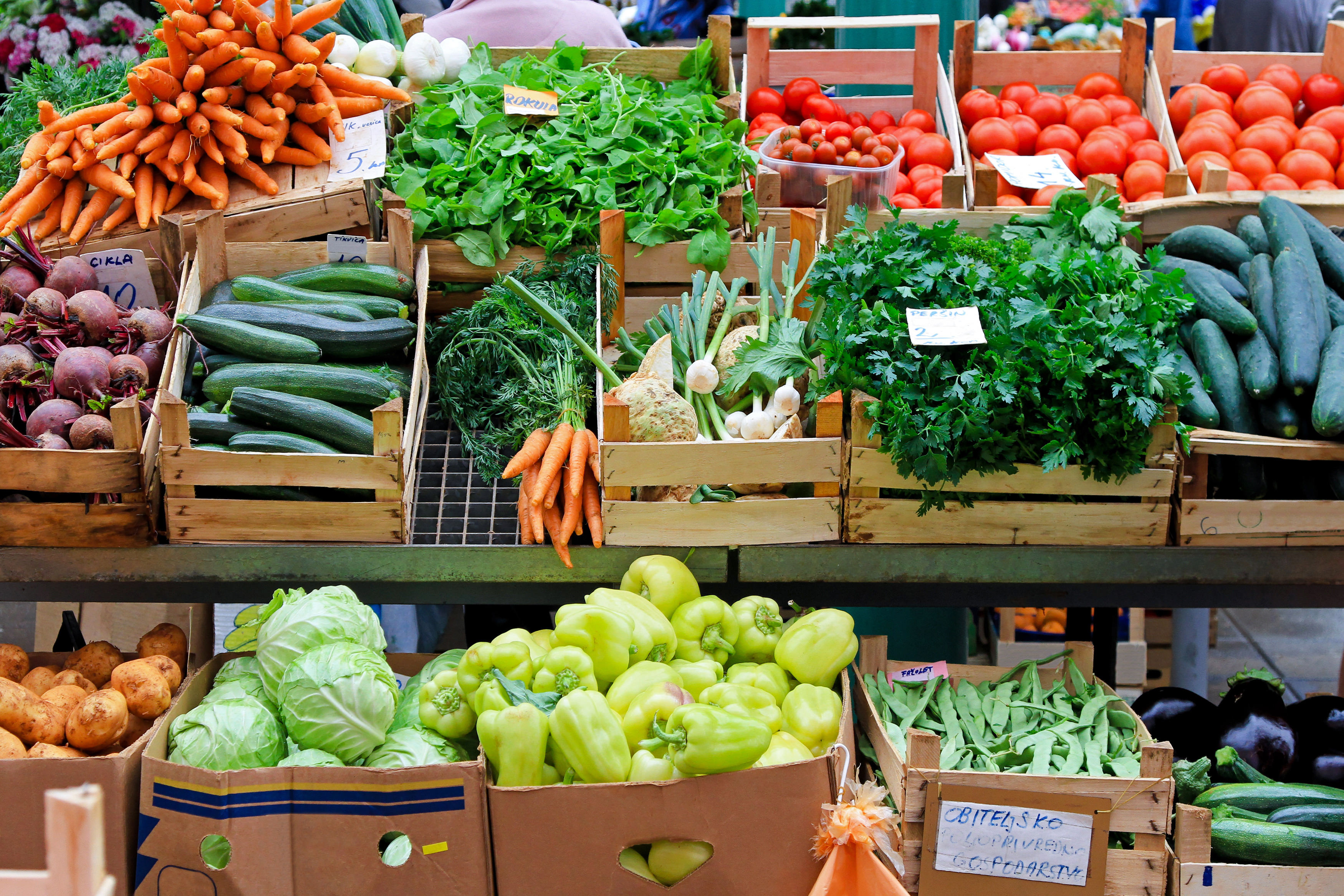 Why We Love Farmers Markets