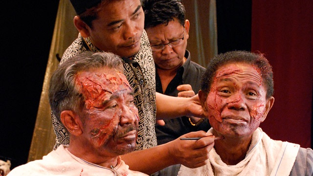 Reflections on The Act of Killing